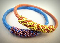 The Woven and Wrapped Bracelet