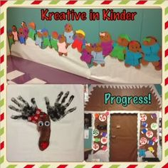 Gingerbread and Reindeer Fun