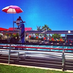 Everyday is a perfect day at the Aztec Aquaplex. Photo via @mary624