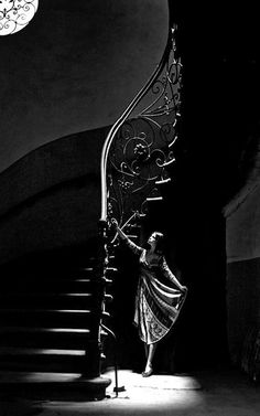 stairway, shadow, art, black white, beauty, spiral staircases, light, heavens, photographi