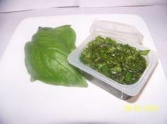 Freezing Basil Recipe