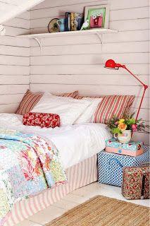 Heart Handmade UK: Dream Interiors   Super Bright Country Style Home Interiors