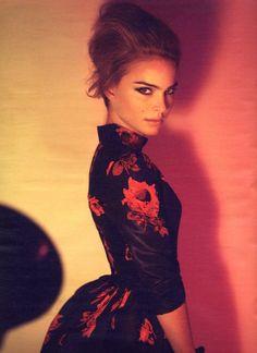 Natalie Portman - W by Mert & Marcus, May 2005.