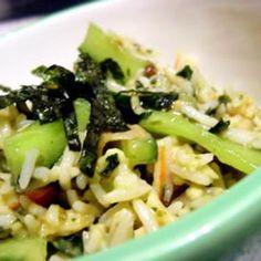 California Roll Salad #recipe #salad