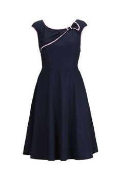 eShakti Women's Joy dress M-10 Short Deep navy/cameo pink eShakti http://www.amazon.com/dp/B00IRZMEM2/ref=cm_sw_r_pi_dp_AM93tb0QEVAZV7KB