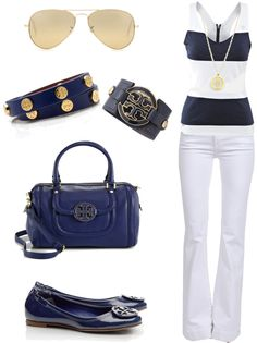 """My casual sophisticated summer/spring outfit"" by janay-santos on Polyvore"