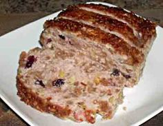Turkey on Pinterest | Turkey Meatloaf, Turkey Burgers and Turkey ...
