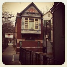 House in Old Town, Chicago