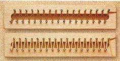 Knitting Loom Stiches