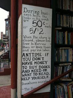 amazing book store