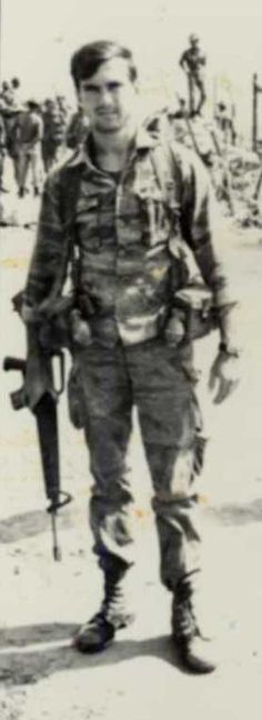 Frank Thornton, Navy SEAL.