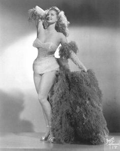vintage burlesque | Vintage Burlesque Pictures | This girl's vintage