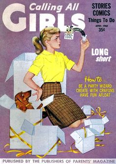 The Long and Short of it All: A Dachshund Dog News Magazine: The Vintage April Dachshund