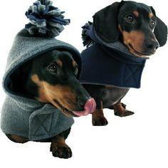 Eco Dog Coat - Recycled Navy Blue Gray Fleece. For winter!