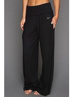 Nike Yoga Pants - these look so comfy! fit, fashion, cloth, style, nike yoga pants, closet, wear, thing, comfi