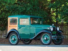 1933 American Austin Station Wagon