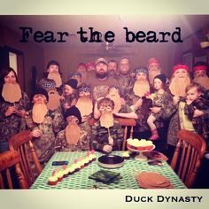 Duck Dynasty Party!!!