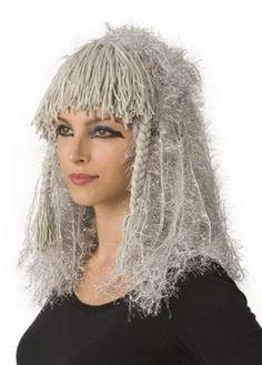 Cleopatra Wig free pattern