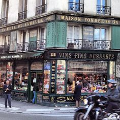 A la Mère de Famille chocolate & confectionary shop #parispastry - @davidlebovitz- #webstagram