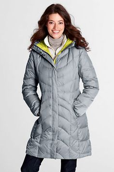 Women's f(x)™ Down Coat from Lands' End