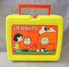 My first lunch box