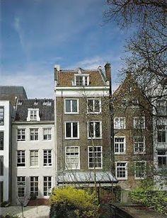 Anne Frank's House, Amsterdam...