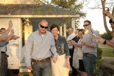Country Texas Wedding