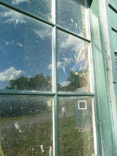 Barn window, Annandale-on-Hudson, NY