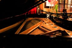 piano - Steinway D