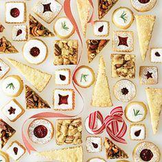 4 doughs, 20 fabulous Christmas cookies | Master recipe No. 1: Shortbread | Sunset.com