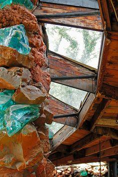 Bavinger House Interior - Bruce Goff