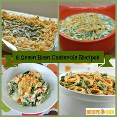 How to Make Green Bean Casserole: 6 Green Bean Casserole Recipes that you must try.
