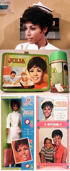 "Though Julia (1968-71, NBC) is now remembered as being  a groundbreaking TV series, while on the air, it was derided by critics for being apolitical and unrealistic. Diahann Carroll herself remarked in 1968, ""At the moment we're presenting the white Negro. And he has very little Negroness."""
