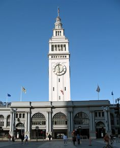 Ferry Building Marketplace, San Francisco, CA