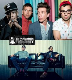 Grammy Awards 2013 Nominees: Jay-Z, Fun., The Black Keys and More