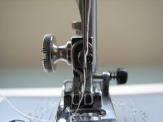 Sewing maintenance and tension tips