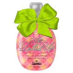 All Dolled Up Tanning Lotion - Sweet and Sassy Dark Intensifier with Royal Berry!