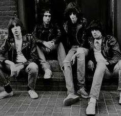 The Ramones--Lollapalooza 1996