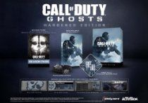 Call of Duty: Ghosts Hardened Edition ghost harden
