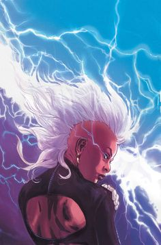 Storm #1 by Victor Ibanez