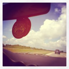 A #Scentsy Scent Circle will bring amazing fragrance to your drive! (via Angie Cortright)