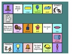 Articulation Board Games in Mixed Positions. From Adventures in Speech Pathology. Pinned by SOS Inc. Resources @sostherapy.