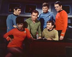 Love that look on Nichelle's face ;)