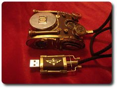 Truly Awesome Steampunk Mouse | The Steampunk Workshop
