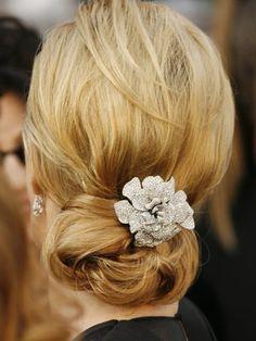 26 Updos Inspired by Celebrities - Easy Updo Hairstyles - Good Housekeeping