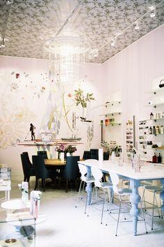 The Royal Café in Copenhagen
