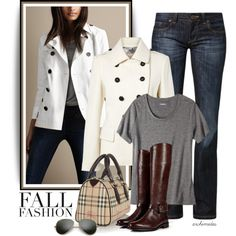Fall Outfits | Burberry for Fall | Fashionista Trends
