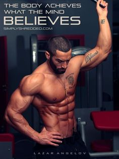 Believe #Fitness #Inspiration #Motivation #Fit