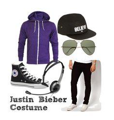 Justin Bieber Costume Idea