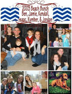 Beach Family Updates